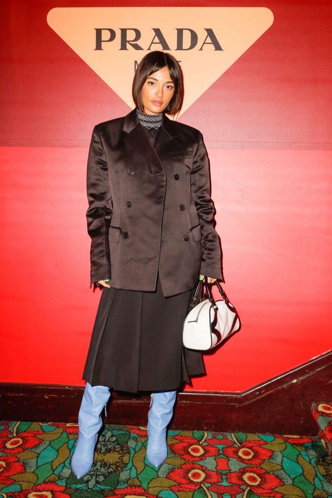 Как прошло мероприятие Prada Mode в Париже?