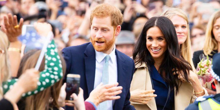Хью Грант поддержал принца Гарри в решении оставить семью