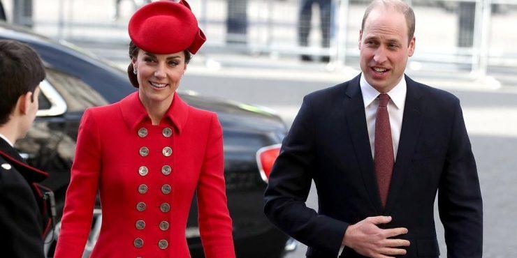 Принц Уильям то и дело проигрывает Кейт Миддлтон