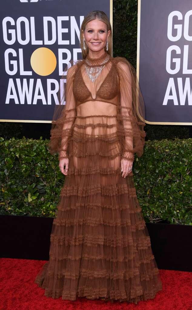 Golden Globes 2020: лучшие наряды с красной дорожки