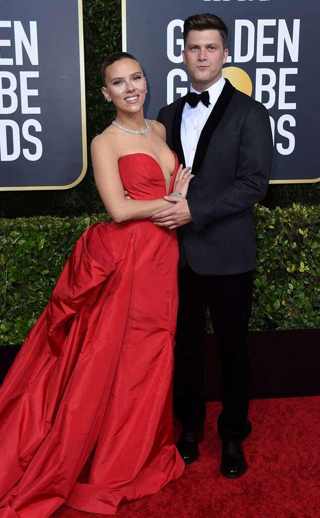 Золотой глобус 2020: самые стильные пары