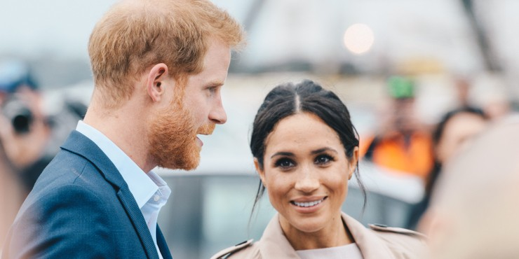 Букингемский дворец:  Меган Маркл и принц Гарри разведены?