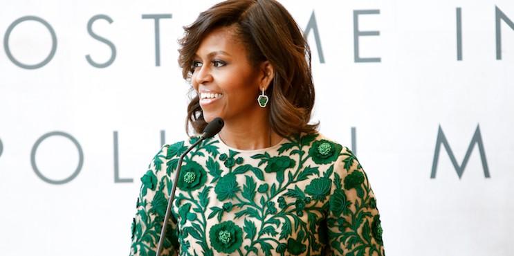 Мишель Обама получила «Грэмми»