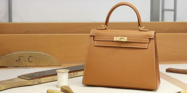Новая сумка Kelly от Hermès поместится у вас в кармане