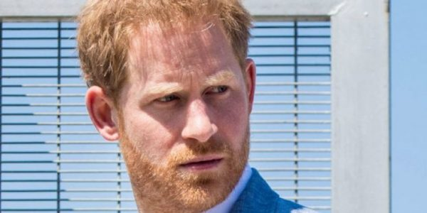 Принц Гарри попросил называть его «просто Гарри»