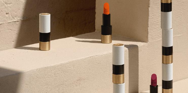 Как выглядит первая косметическая линия Hermès Beauty