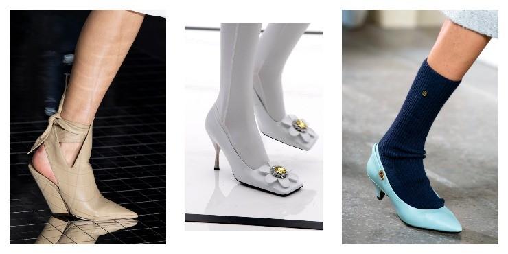 Какую обувь мы будем носить осенью?