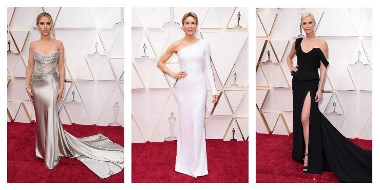 Лучшие наряды с красной дорожки «Оскар 2020»
