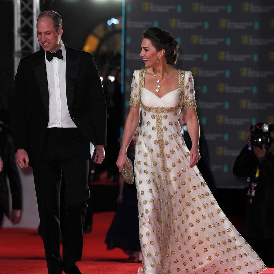Хоакин Феникс и принц Уильям выступили против расизма BAFTA