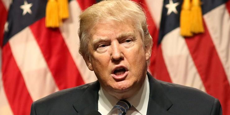 Дональд Трамп раскритиковал фильм «Паразиты»