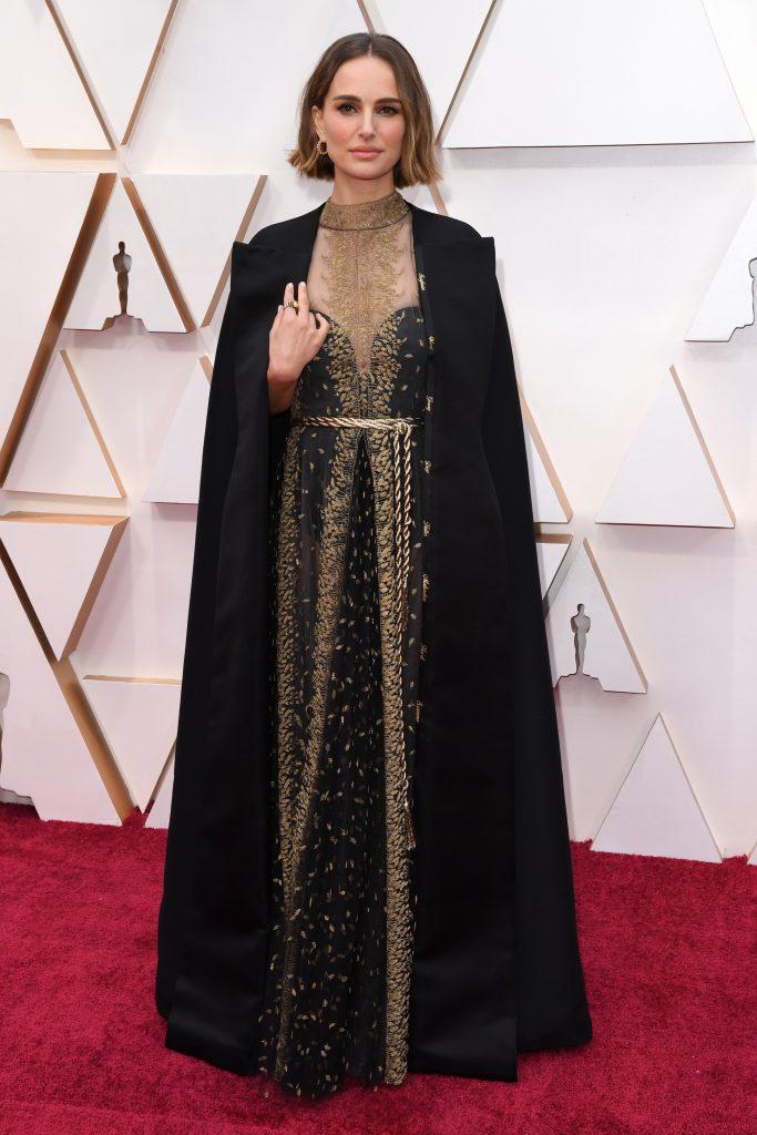 Натали Портман Оскар 2020