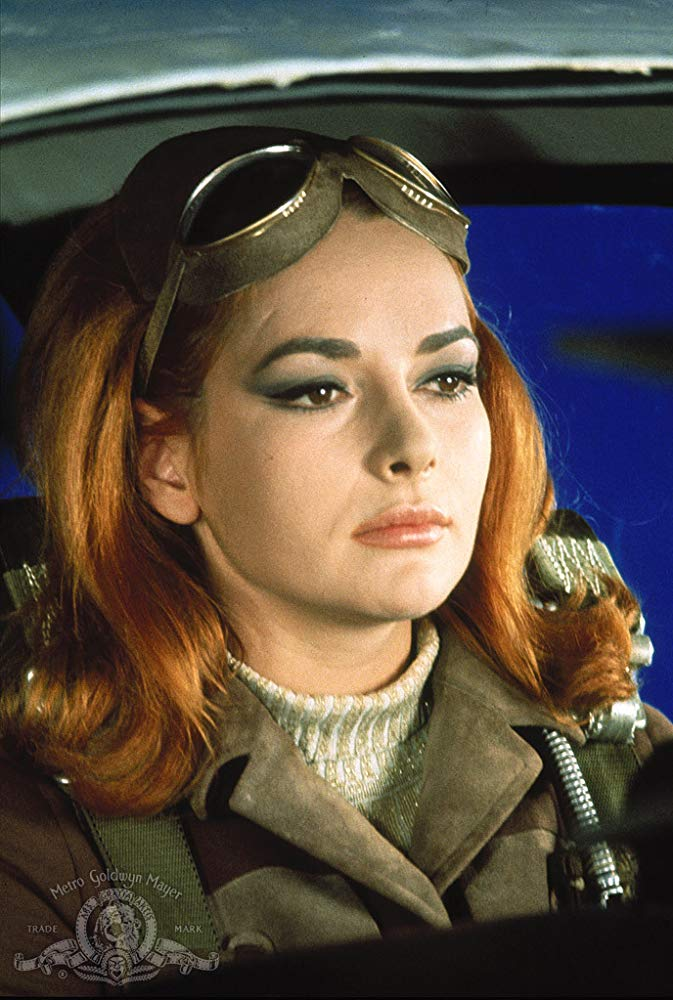 karin dor bond you only live twice