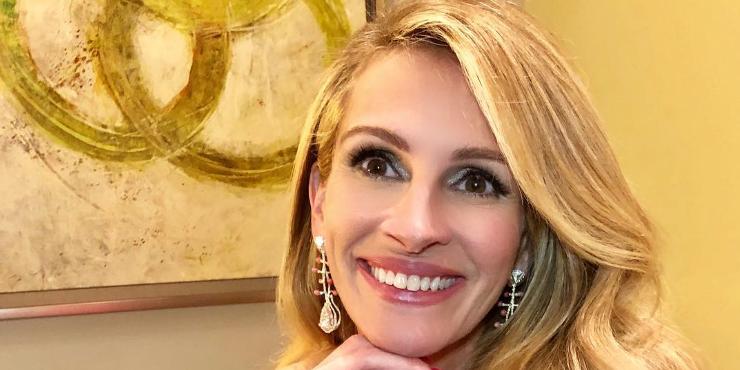 Джулия Робертс – о том, как в 52 выглядеть на 32