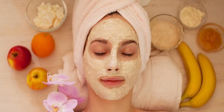 Натуральные домашние маски для лица для любого типа кожи