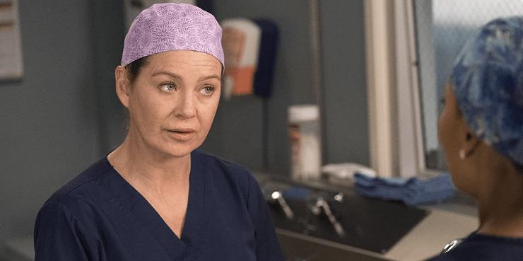 Исполнительница роли доктора Мередит Грей  поддержала врачей по всему миру