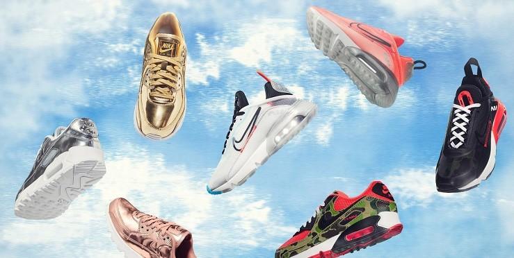 Появились новые модели кроссовок Nike Air Max