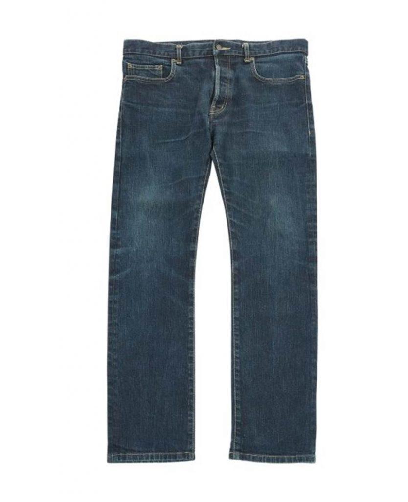 брюки из денима