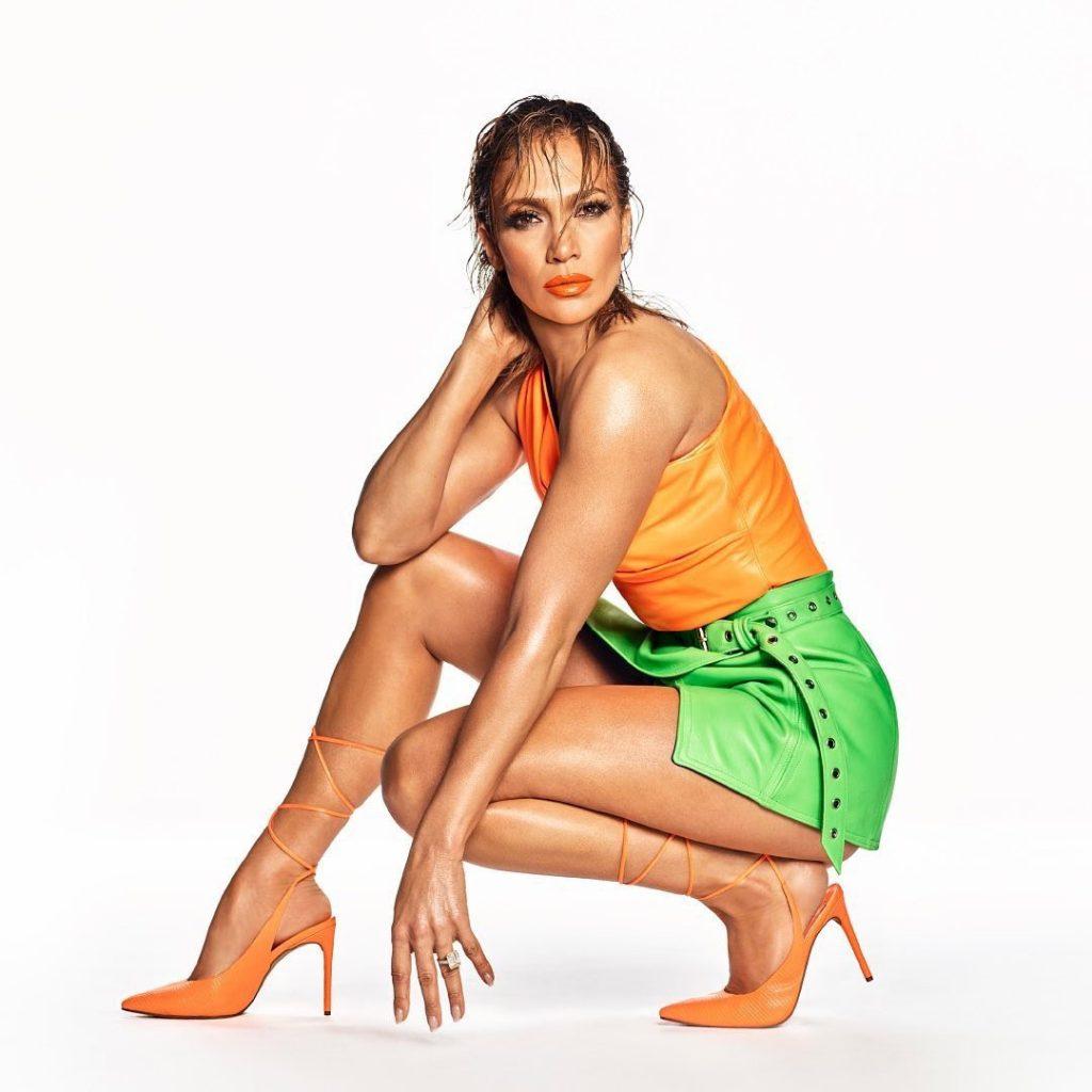 Дженнифер Лопес выпустила новую коллекцию обуви