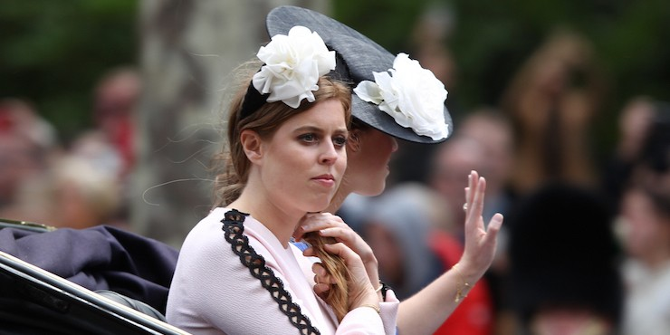 Принцесса Беатрис отменила свадьбу