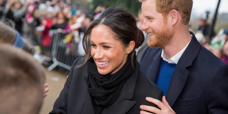 Гарри и Меган Маркл потеряли свой королевский аккаунт в Instagram