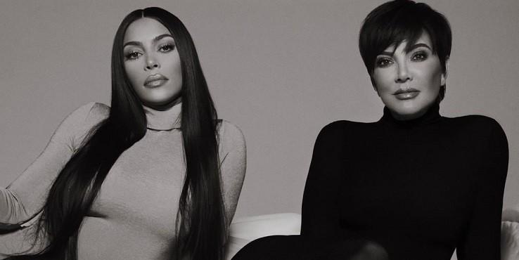 Ким Кардашьян и Крис Дженнер выпустили совместный парфюм