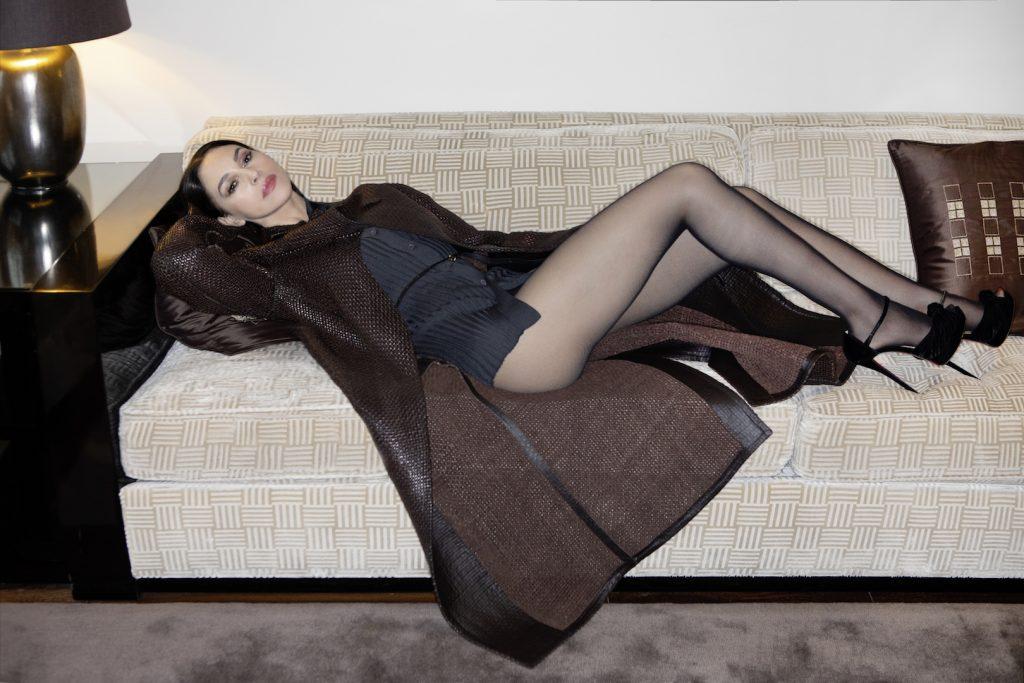 Моника Беллуччи для Harper's Bazaar Kazakhstan