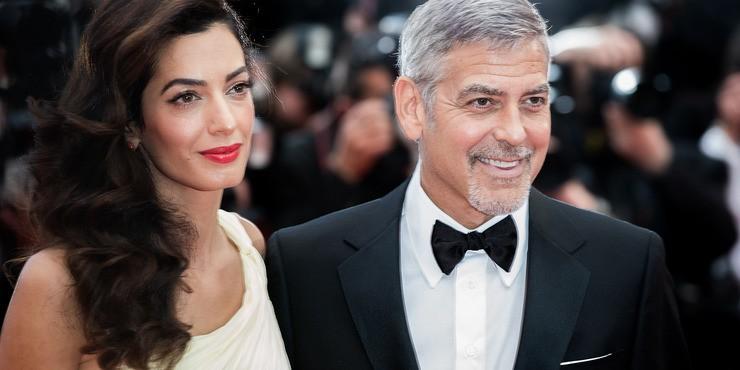 Джордж и Амаль Клуни пожертвовали более миллиона долларов на борьбу с COVID-19