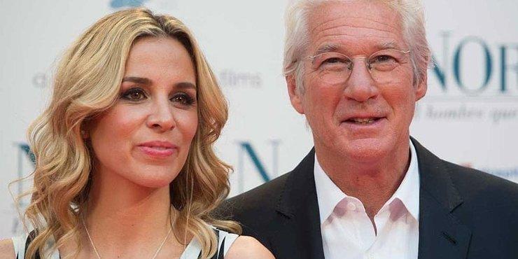 70-летний Ричард Гир вновь стал отцом