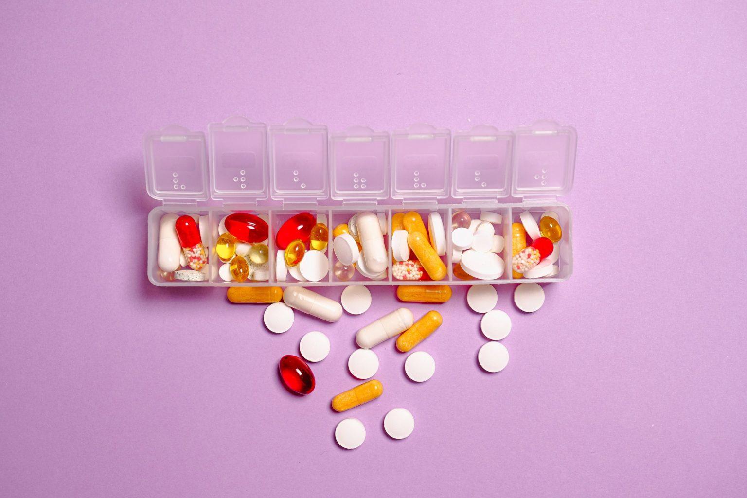 5 пар витаминов, которые вместе эффективнее, чем по отдельности