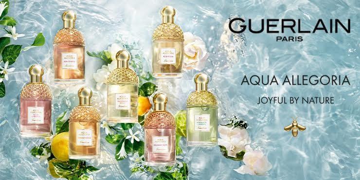 Guerlain представили два новых аромата, идеальных для лета