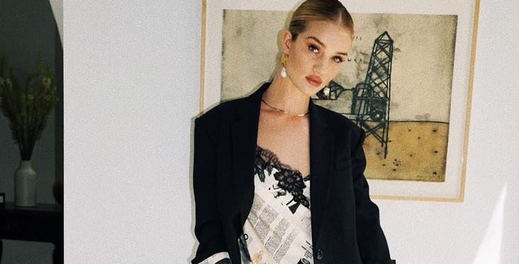 Газетный принт возвращается! Краткая история тренда в мире моды
