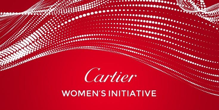 Дом Cartier проведет онлайн-конференцию Cartier Women's Initiative