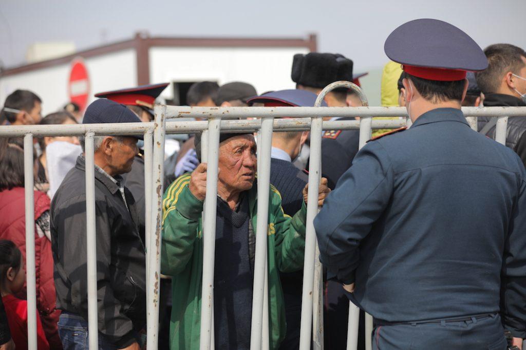 Блокпост Алматы