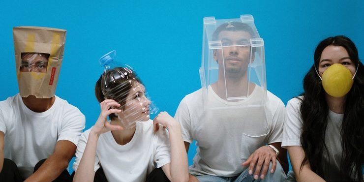 Алматинцев обяжут носить маски. Постоянно