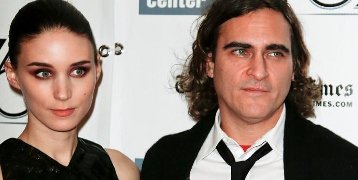 Хоакин Феникс и Руни Мара впервые станут родителями?