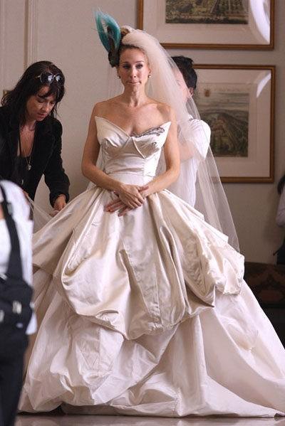 Свадебное платье Кэрри