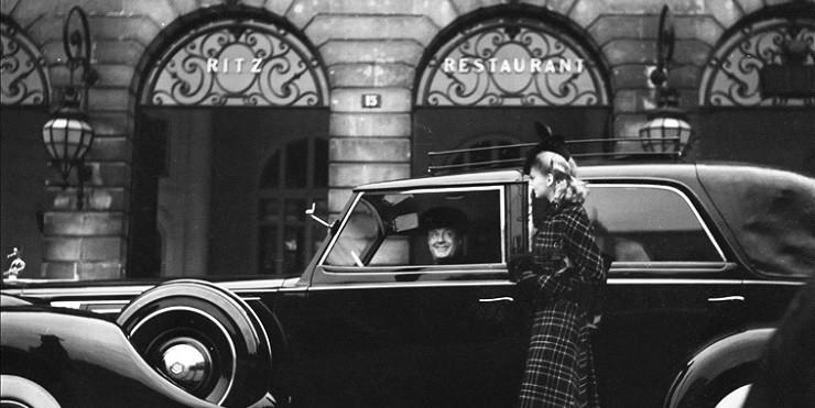 Ritz Paris выставляет свои сокровища на онлайн-аукцион