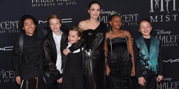 Анджелина Джоли — о воспитании темнокожей дочери и привилегиях белых