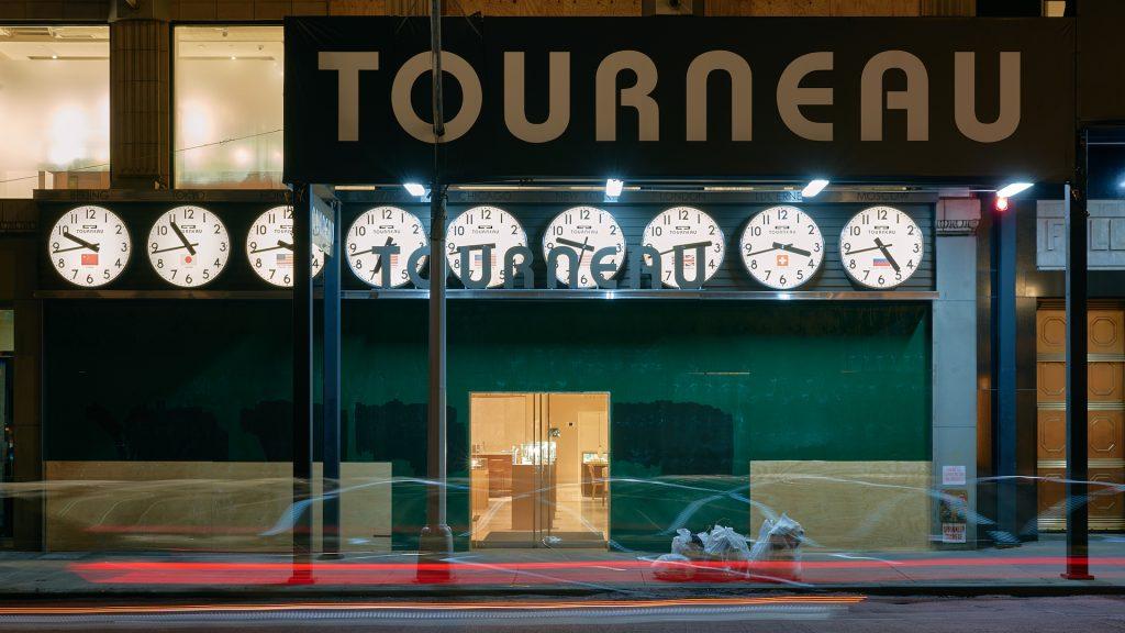 Протесты в Нью-Йорке: заколоченные витрины как искусство. Фоторепортаж Романа Варламова