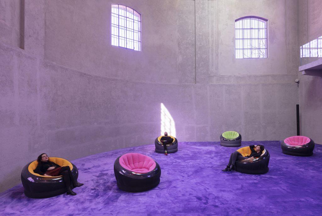 Fondazione Prada вновь откроет свои двери в Милане, K