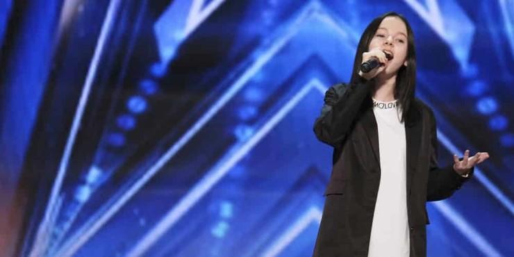 Данэлия Тулешова покорила всех на шоу America's Got Talent