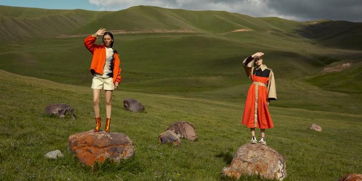 New Reality: новая концепция природы и дуализма Esentai Mall