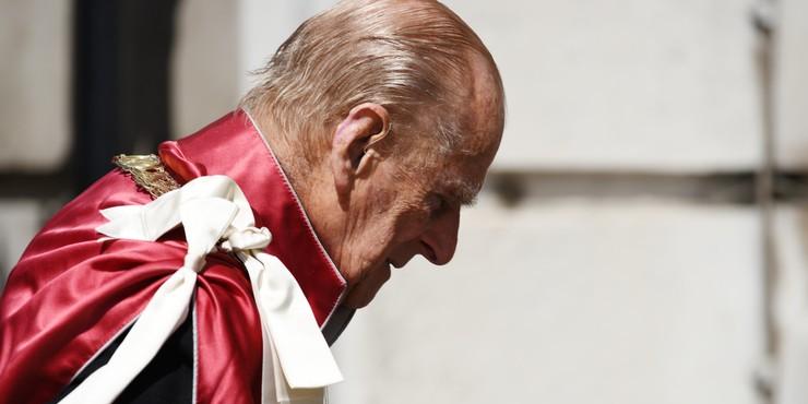 Принц Филипп: «Нет ничего хуже, чем дожить до 100 лет!»