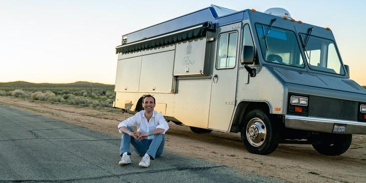 Ritz Paris и Netflix представляют сериал The Chef in a Truck