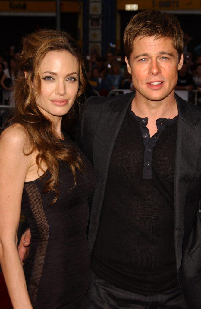 Скандальные дела в истории знаменитостей: Питт и Джоли