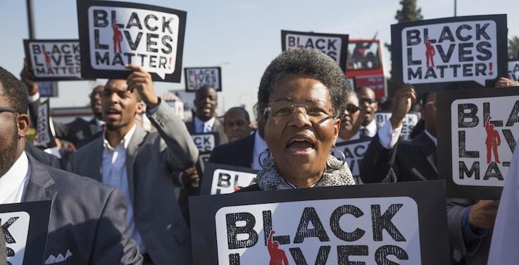 Знаменитости, которые приняли участие в протестах #BlackLivesMatter