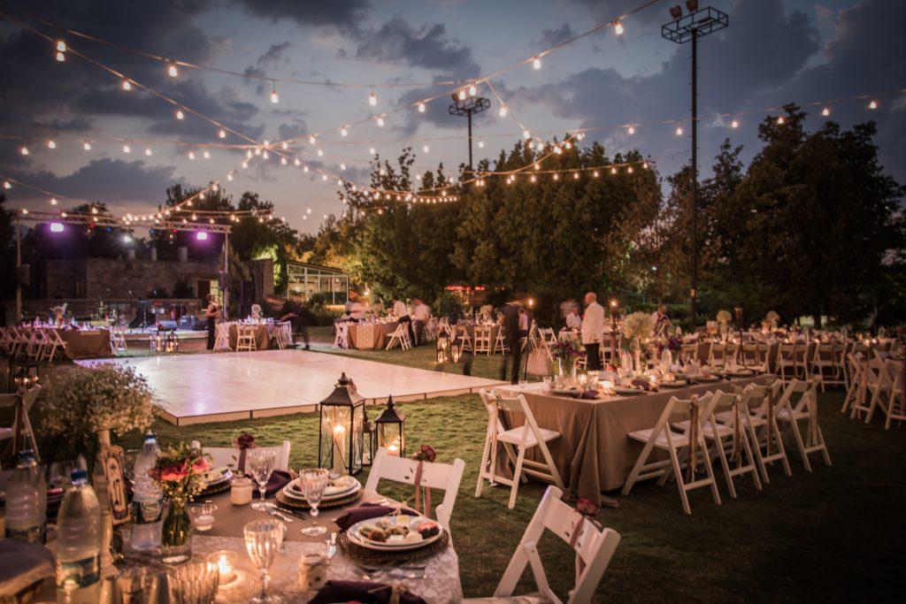 свадьбы на природе после пандемии