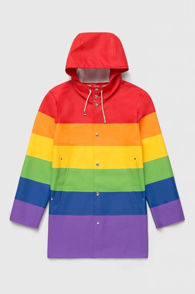 Это не просто радуга:  модные вещи, как знак поддержки Pride month