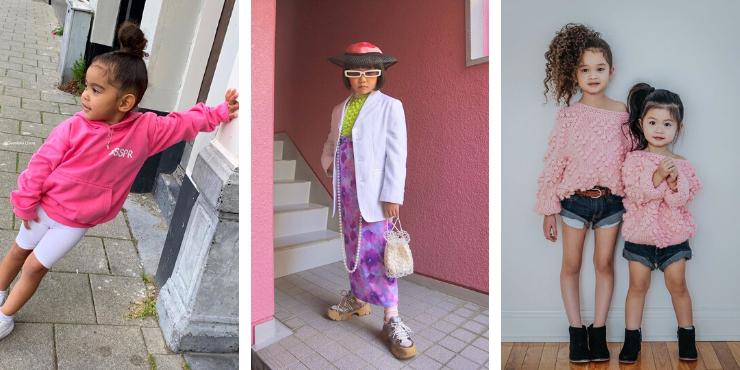 В моде с пеленок: 10 самых стильных детей-блогеров