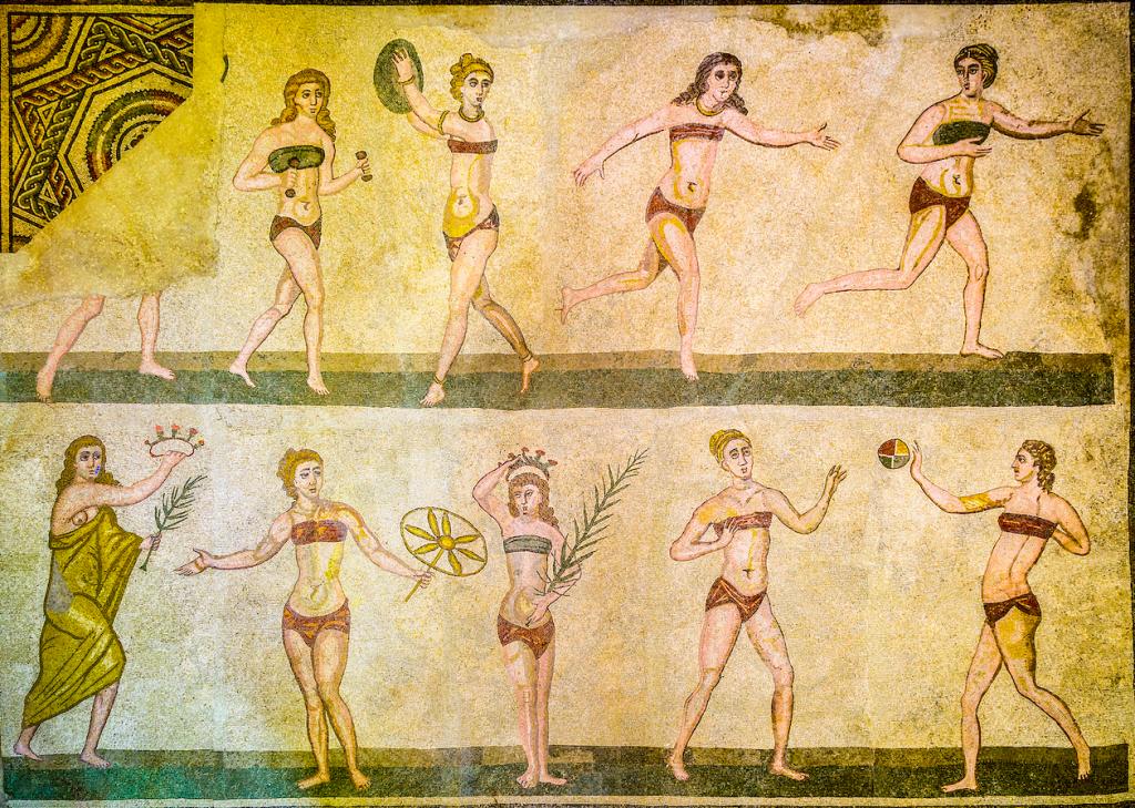 нижнее белье и античный Рим